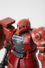 [HGGTO] MS-05S Char's ZAKU I