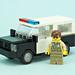 Sheriff Car by de-marco