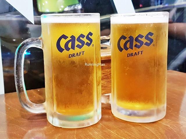 Beer Cass