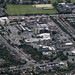 The Ipswich Hospital aerial view - Suffolk