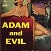 Berkley Books G-167 - John Carlova - Adam and Evil
