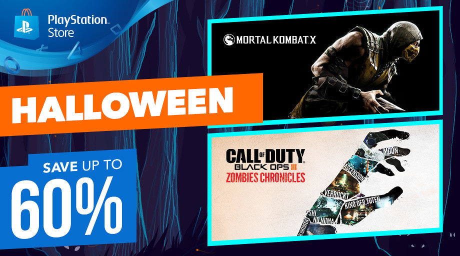 PlayStation Store Halloween deals start today: Resident Evil