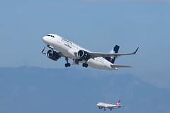 Volaris Airbus A320neo N528VL