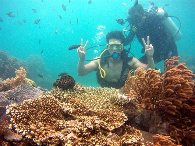 Tour Cano Lặn Biển Nha Trang
