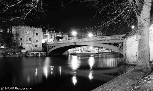 York Lendal bridge.