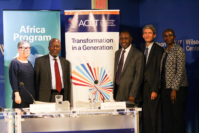 Launch of the African Transformation Report 2017
