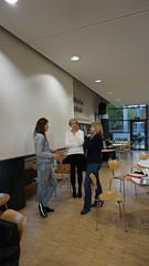 Startercafé WHS Recklinghausen. Foto: WiN.