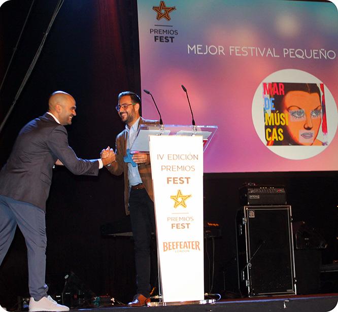 La Mar de Músicas triunfa en los Premios Fest