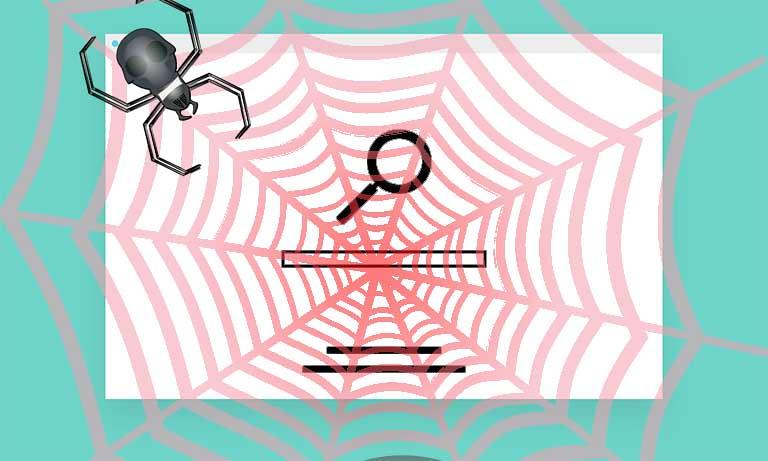 禁止蜘蛛爬取、索引網頁,就不會被搜尋引擎搜尋列出