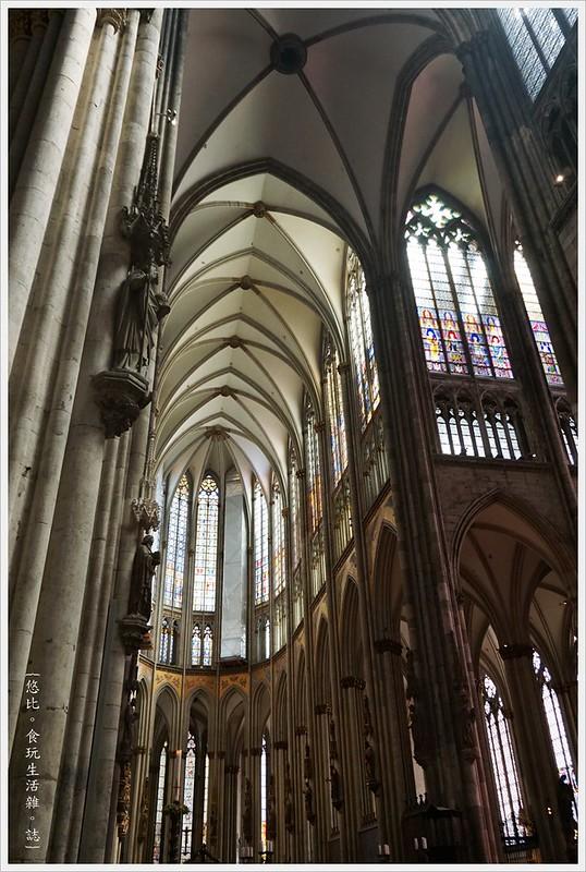 科隆大教堂-72-內部