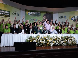 CONGRESSO ESTADUAL DA CSB - RS