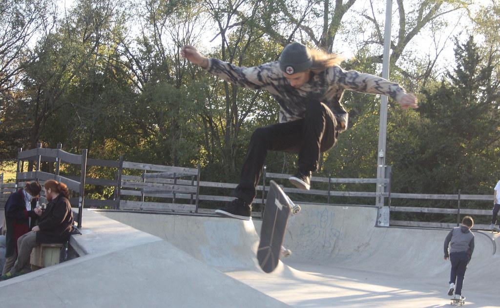 Lawrence Skater Association 1