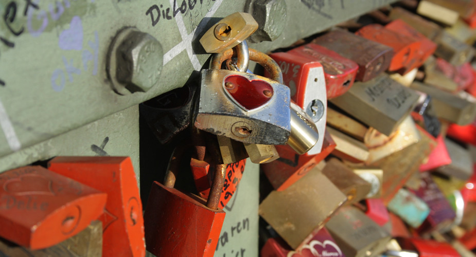 Bezienswaardigheden in Keulen: Hohenzollernbrücke | Mooistestedentrips.nl