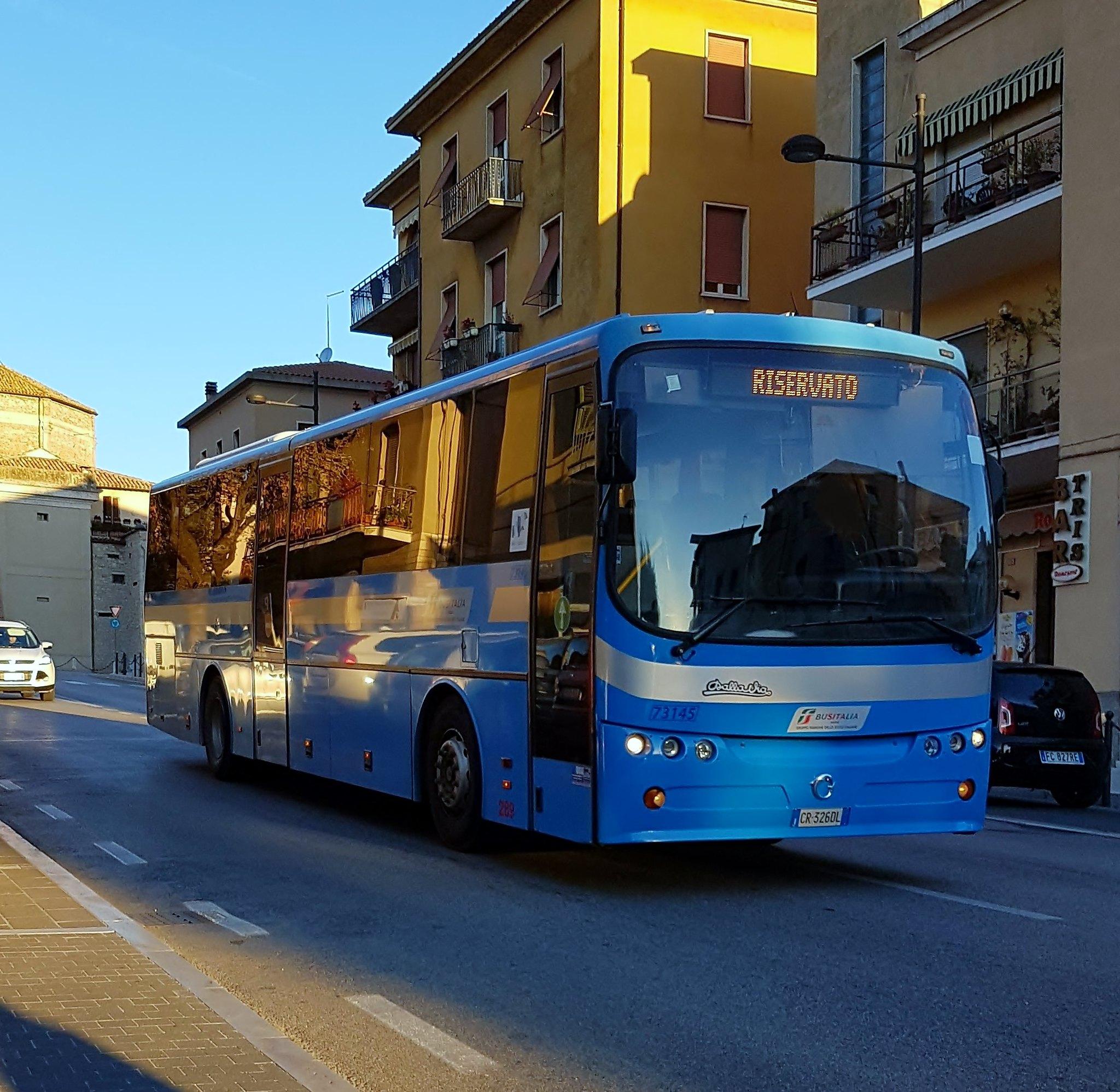 Busitalia umbria ex umbria mobilit pagina 88 for Umbria mobilita
