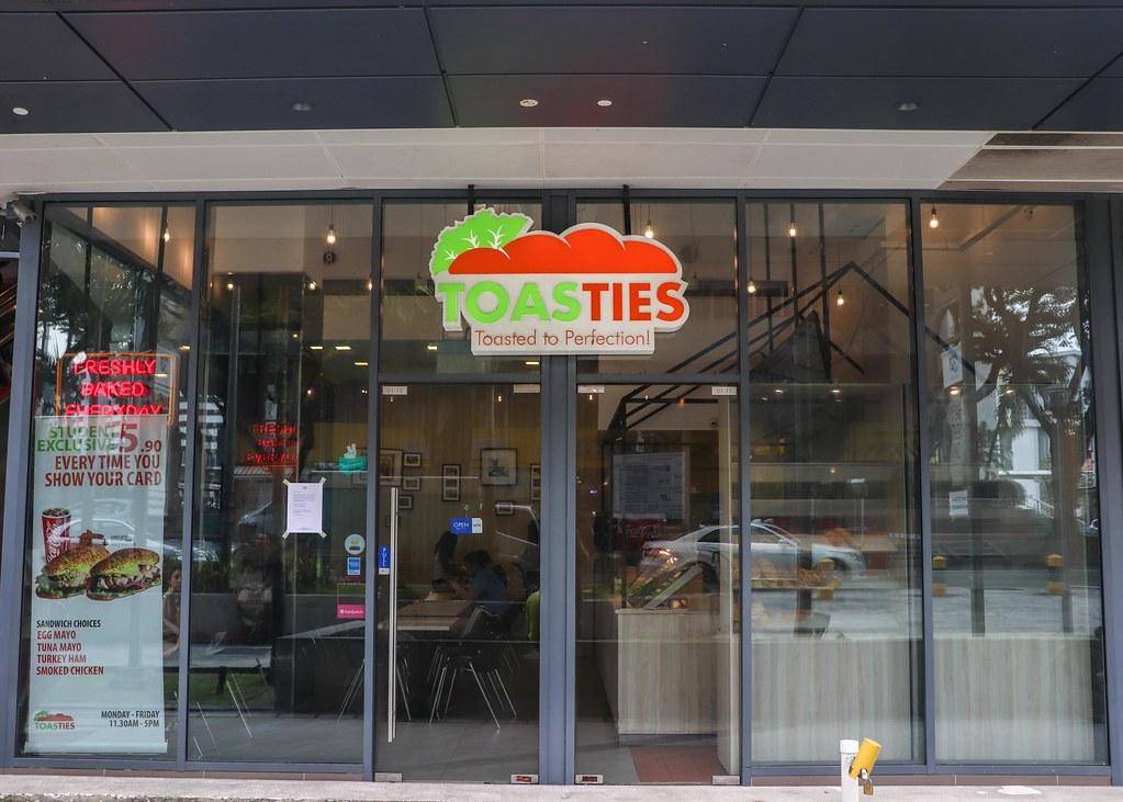 Toasties Front