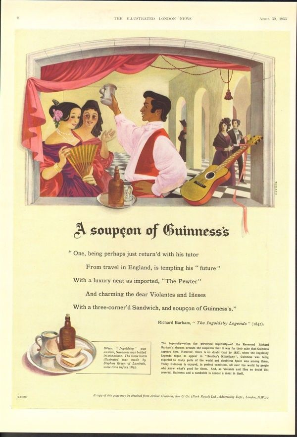 1955-Guinness-Alcohol-Stephen-Green-Richard-Barham-Py