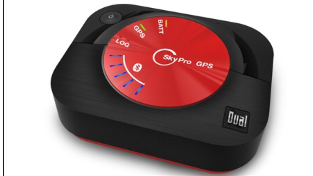 7c7b11b1bb6 ... Dual Electronics XGPS160 Multipurpose Universal 5 Device Bluetooth GPS  Receiver with Wide Area Augmentation System and