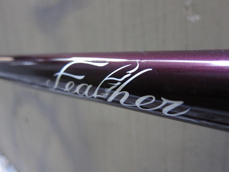 FUJI Feather PPL tube