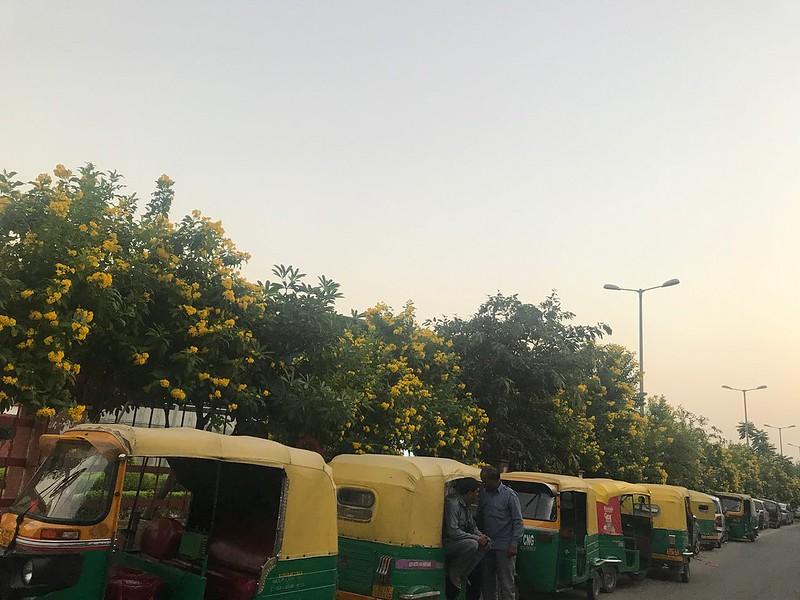 Delhi Metro - Dwarka Sector 21, Blue Line