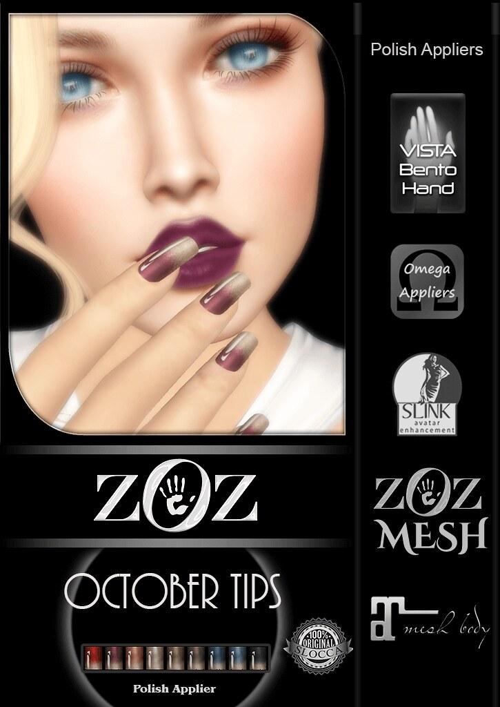 {ZOZ} October Tips pix L