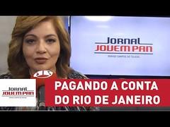 O Brasil está pagando a conta do Rio de Janeiro, diz professor da PUC-RJ