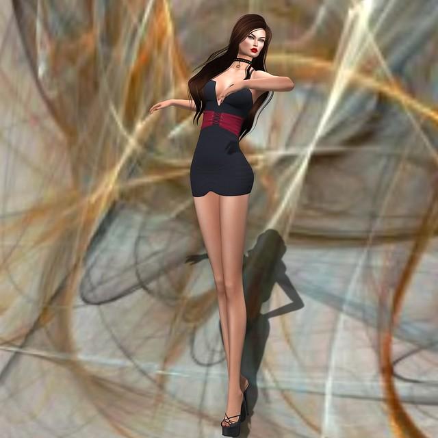M&M-SHAYLA DRESS-