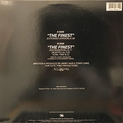 SOS BAND:THE FINEST(JACKET B)