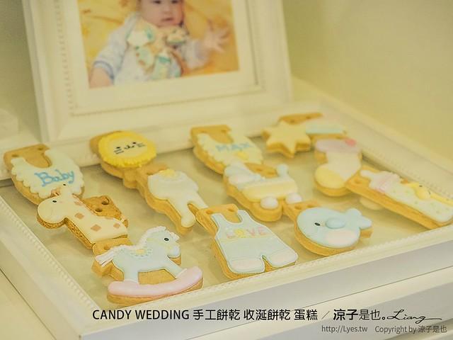 CANDY WEDDING 手工餅乾 收涎餅乾 蛋糕 56