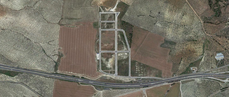conjunto industrial epora, córdoba, conjunto qué, después, urbanismo, planeamiento, urbano, desastre, urbanístico, construcción, rotondas, carretera