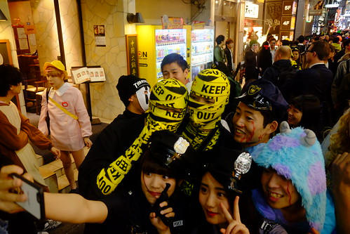Shibuya Halloween 2017 09