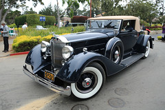 Packard 1104 Super Eight Coupe Roadster 1934 2