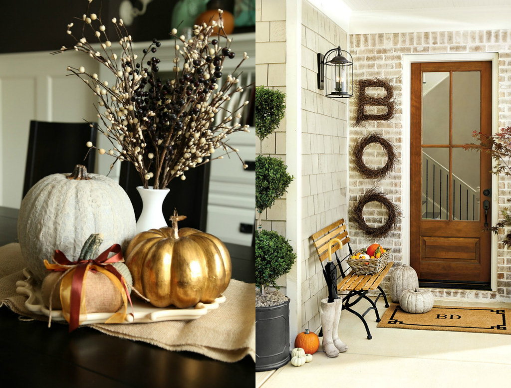 How to Subtly Decorate Your Home For Fall