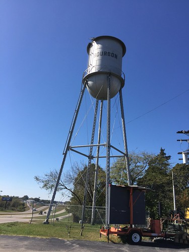 Old Bourbon Tank, Bourbon, MO