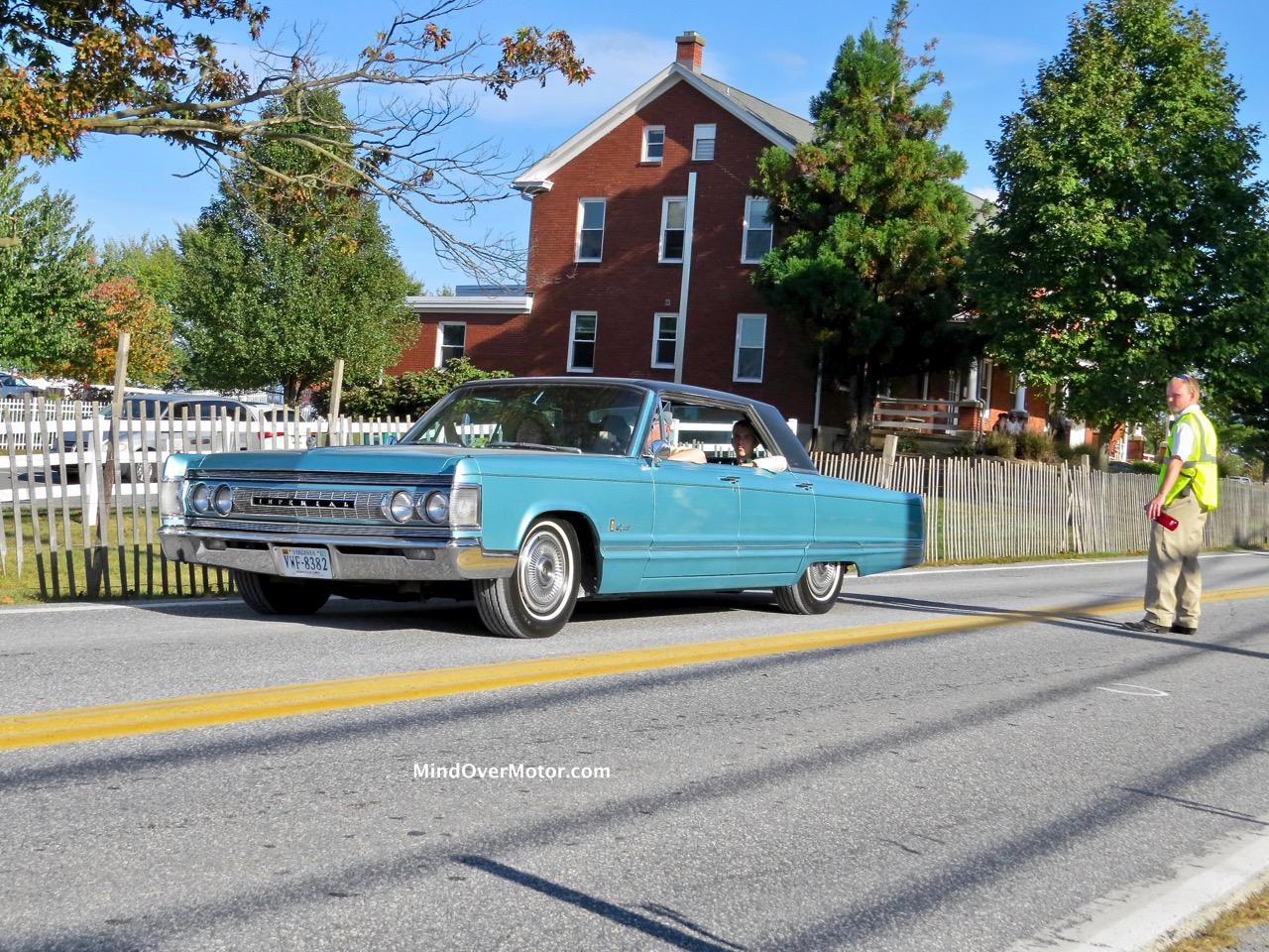 1967 Imperial Sedan