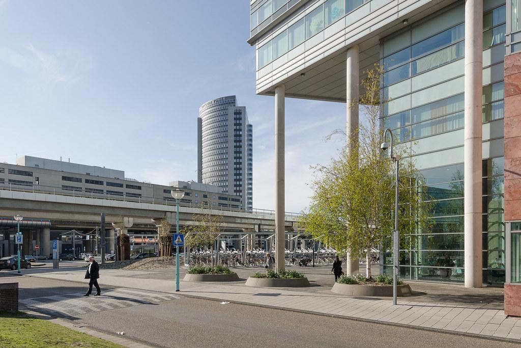 Blue Tower Hotel Amsterdam Bos En Lommer