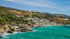 Alupka. Crimea.