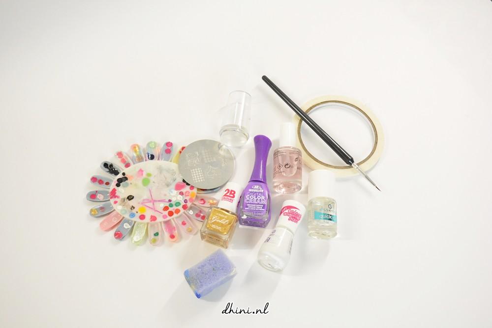 Mani monday : Manicure #1