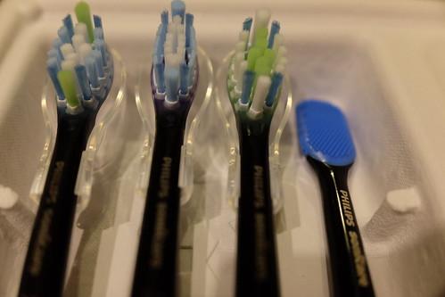 Brush heads PHILIPS Sonicare DiamondClean Smart 03