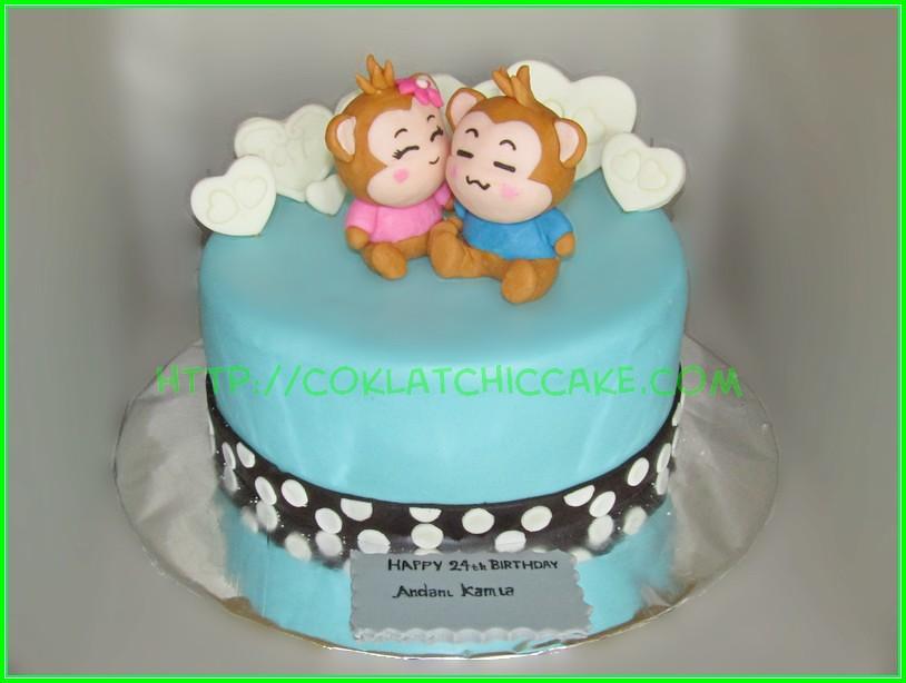 cake ciciyoyo - Andani
