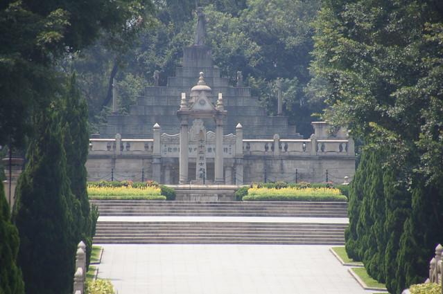 黃花崗公園, Sony SLT-A55V, Tamron 16-300mm F3.5-6.3 Di II PZD
