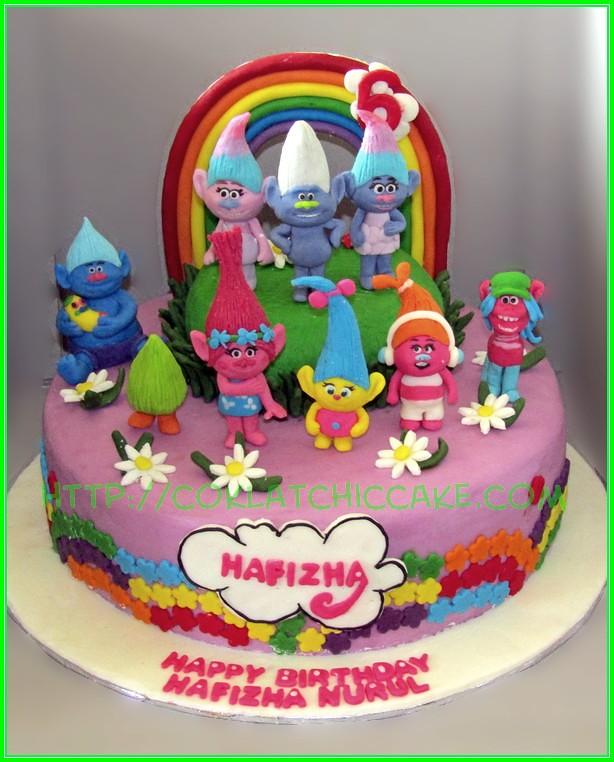 Cake troll HAFIZHA