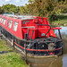 Oxford Canal at Ansty, Coventry. UK.