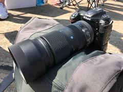 D500 + Sigma 100-400mm - airshow lens