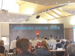 SPD Hamburg Klausur 2017