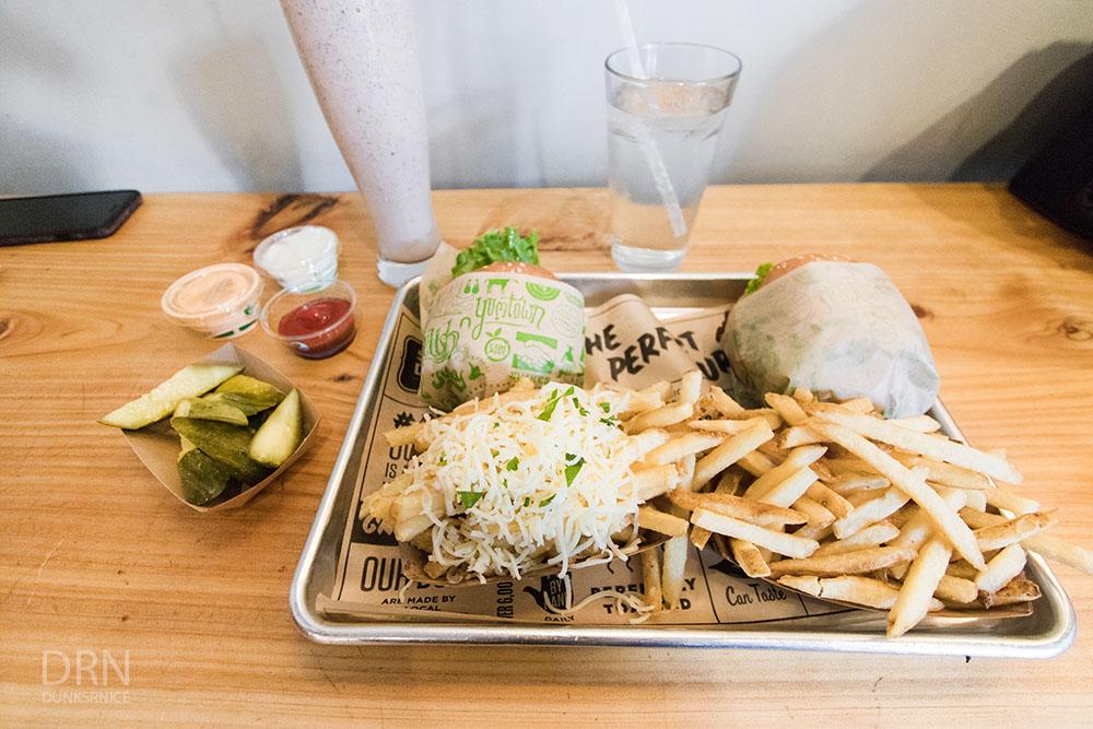 Super Duper Burger.