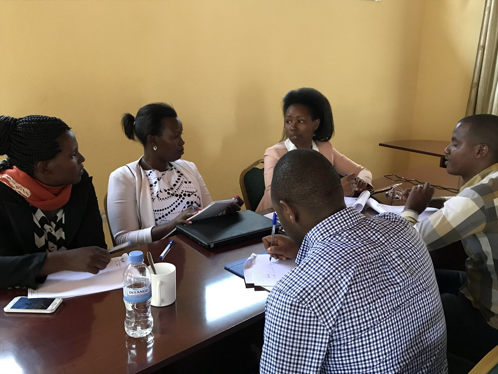 Validation Workshop - Rwanda Green Fund & UNDP - Saemaul Online Centre of Excellence Domains