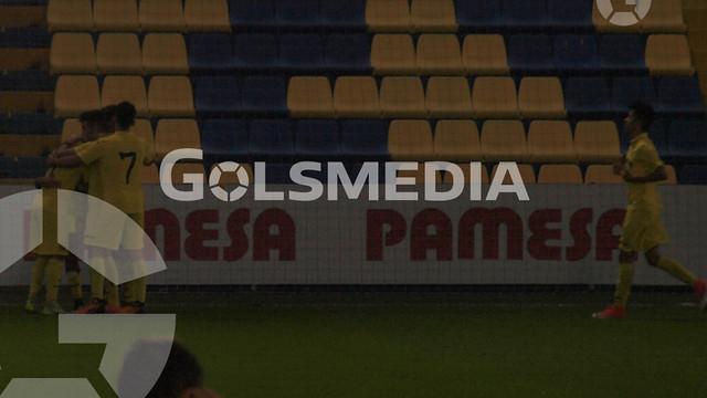 Villarreal CF C 2-1 Paiporta CF (11/10/2017), Jorge Sastriques