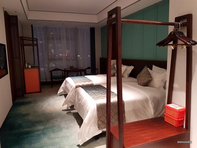 Yuantong Hotel room