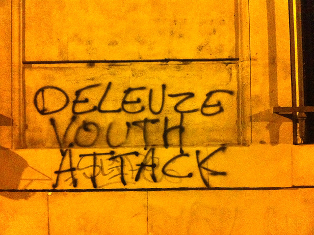 deleuze youth attack