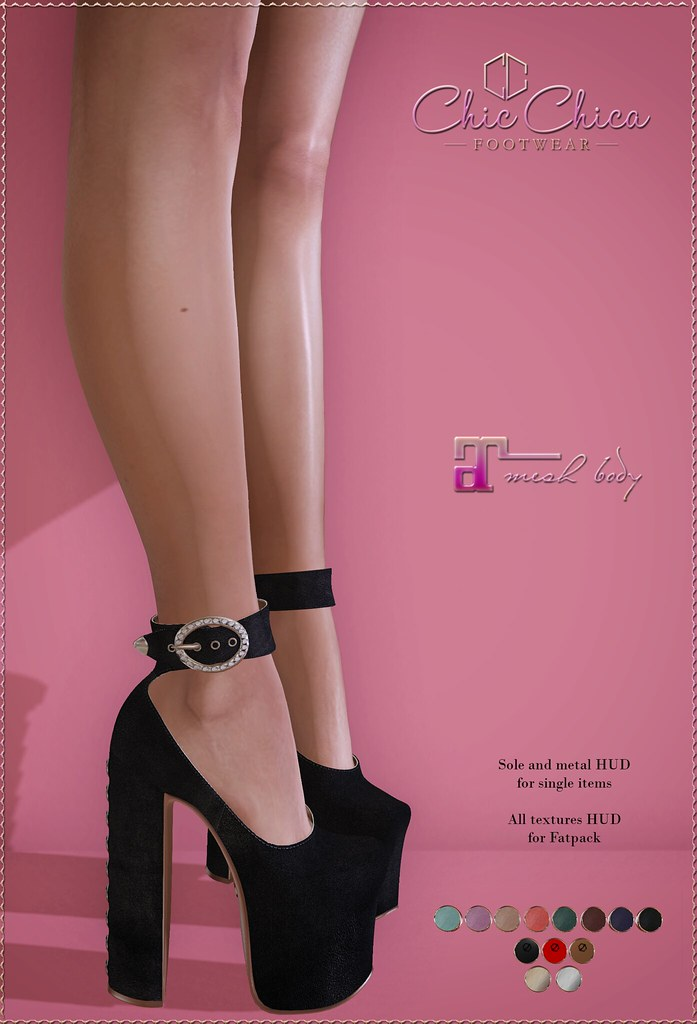 Cela by ChicChica OUT@ Shoetopia